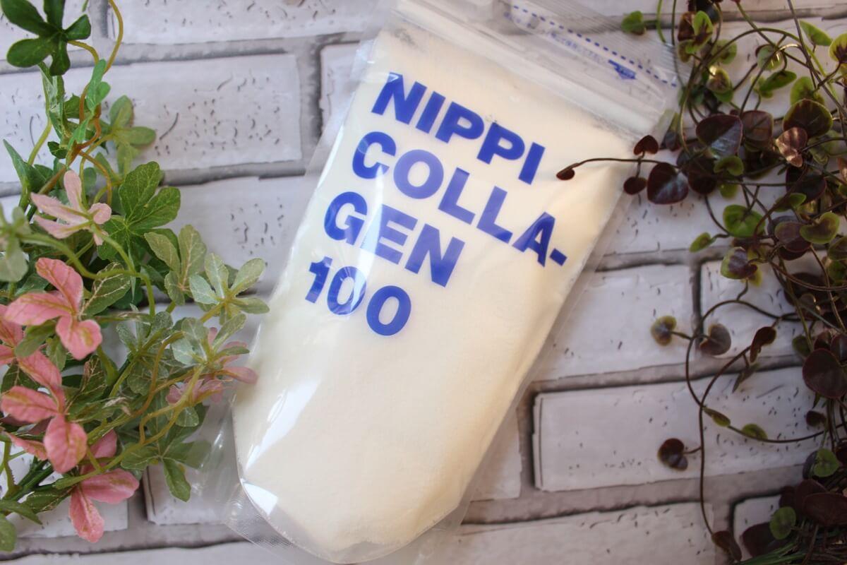 エイジングケア コラーゲンパウダー ニッピコラーゲン100