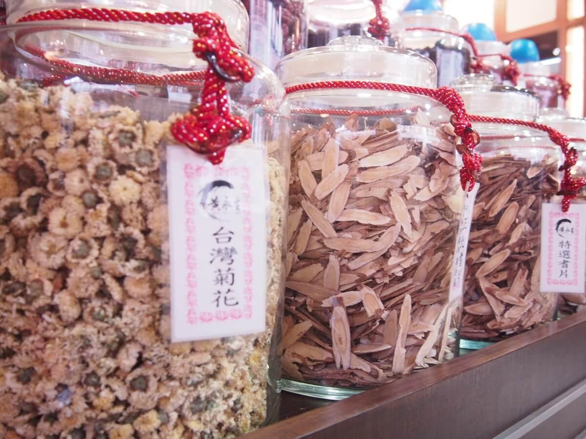 台湾 女子旅 迪化街(ティーホワチエ)