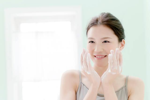 卵殻膜エキス配合 洗顔料