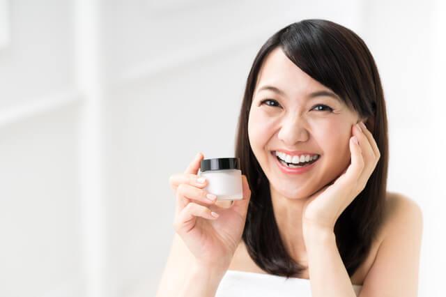 低刺激 敏感肌 化粧品 クリーム