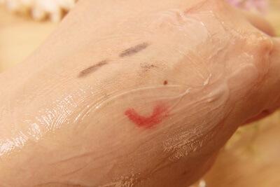 アルマードの卵殻膜配合チェルラー クレンジングメイク落ち