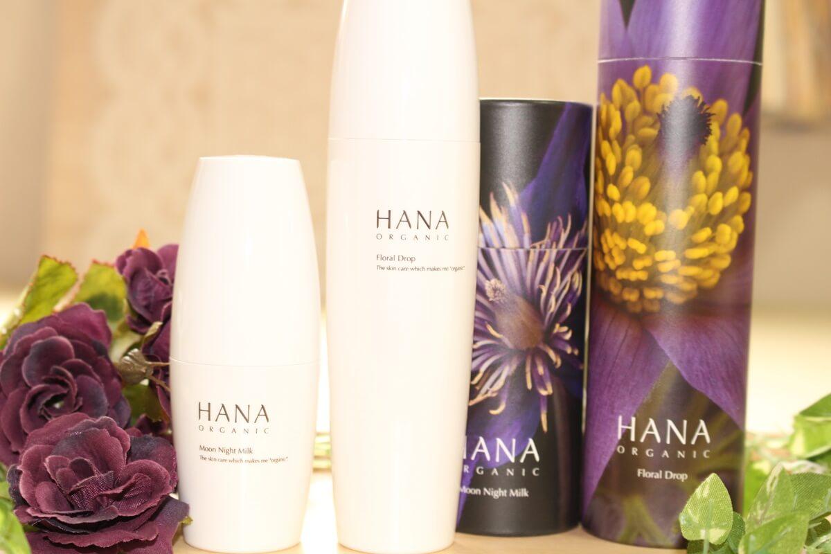 ローズウォーター 敏感肌 オーガニック化粧水 HANAオーガニック フローラルドロップ
