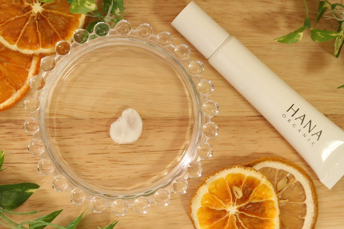 オーガニックコスメ 美白クリーム HANAオーガニック ホワイトクリーム