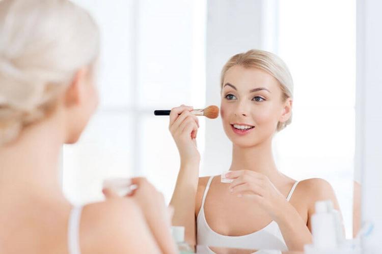 低刺激 敏感肌 化粧品 ミネラルファンデーション