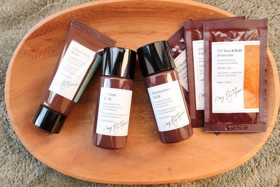 自然派化粧品 低刺激 敏感肌 化粧品ブランド チャントアチャーム