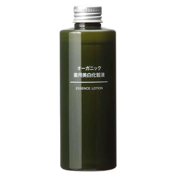 プチプラコスメ人気の無印良品 化粧水