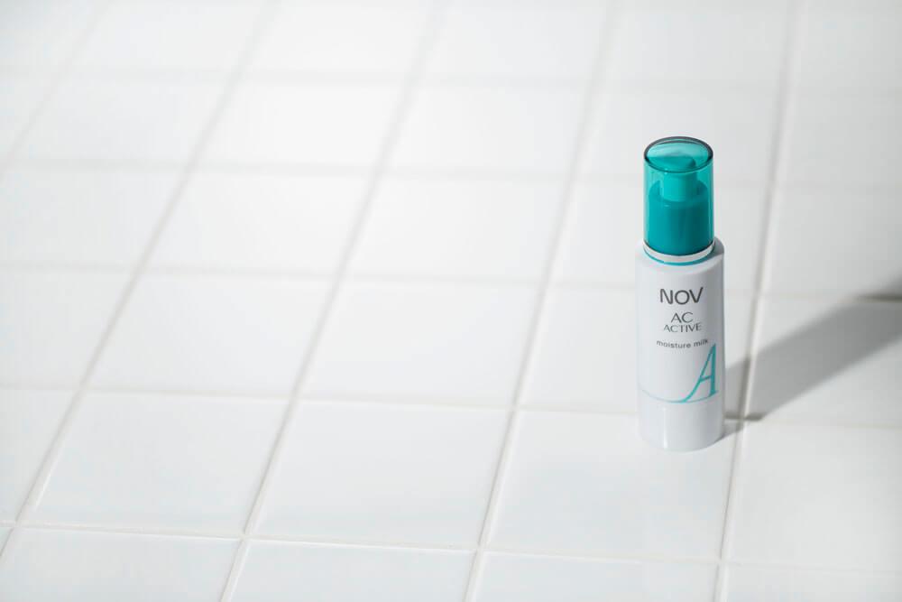 顔用保湿クリーム ノブACアクティブ モイスチュアミルク