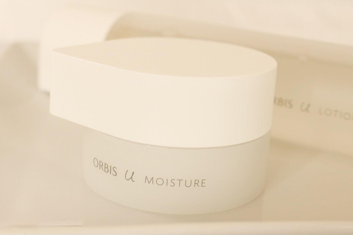 保湿クリーム 顔用 乾燥肌オルビスユー モイスチャー