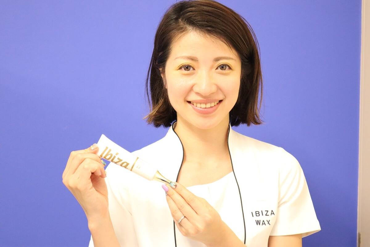 イビサクリーム 株式会社ファイブテイルズ 井上麻美さん
