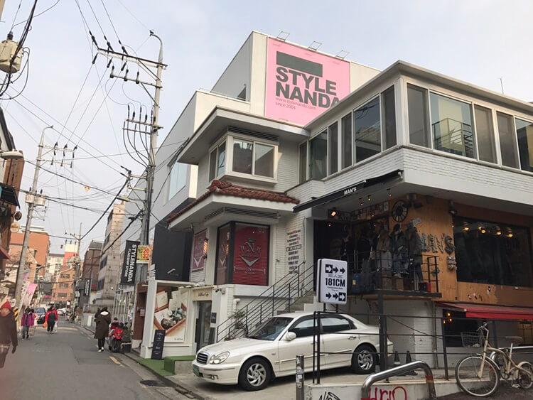 韓国コスメ スタイルナンダ ウユクリーム