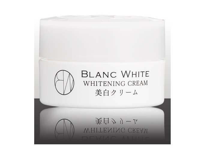 2019美白コスメ,BLANC WHITE「ホワイトニングクリーム」