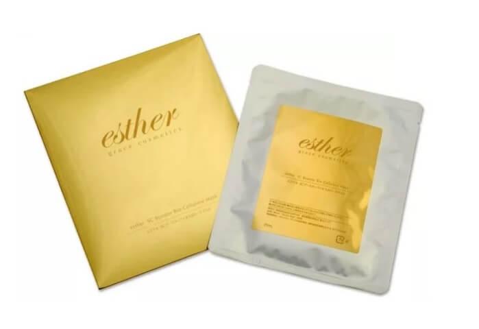 2019美白コスメ,esther grace cosmetics「SCブースターマスク」