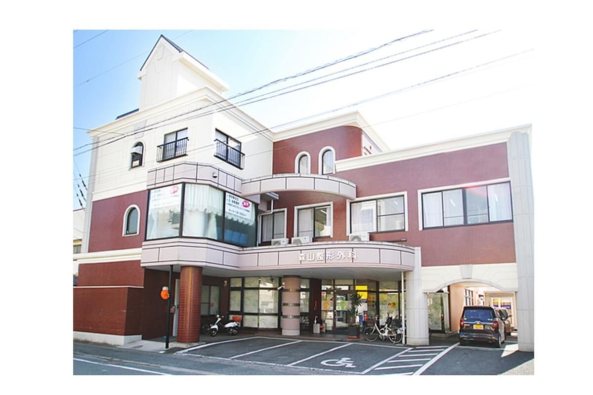 美白点滴,福岡,森山整形外科院