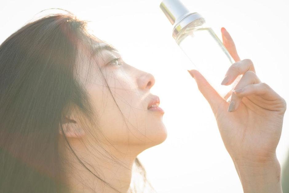 はとむぎ化粧水,美肌効果