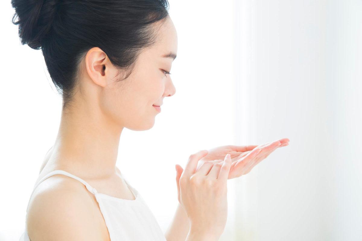 保湿化粧水,使い方