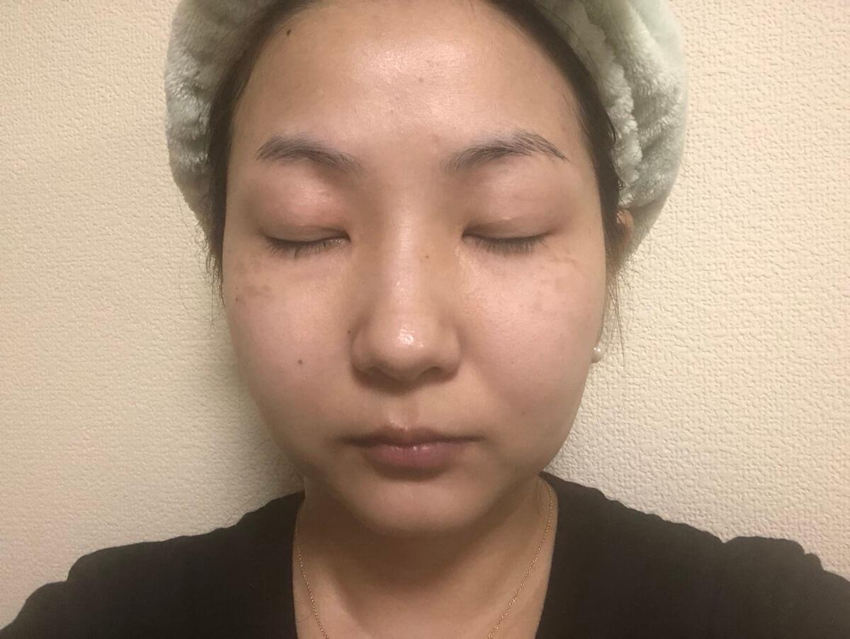 敏感肌,ダブル洗顔不要,ミナルクレンジング