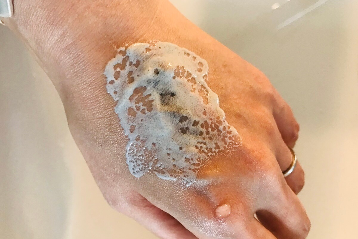 クレイ洗顔&クレンジング ピュアクレイ