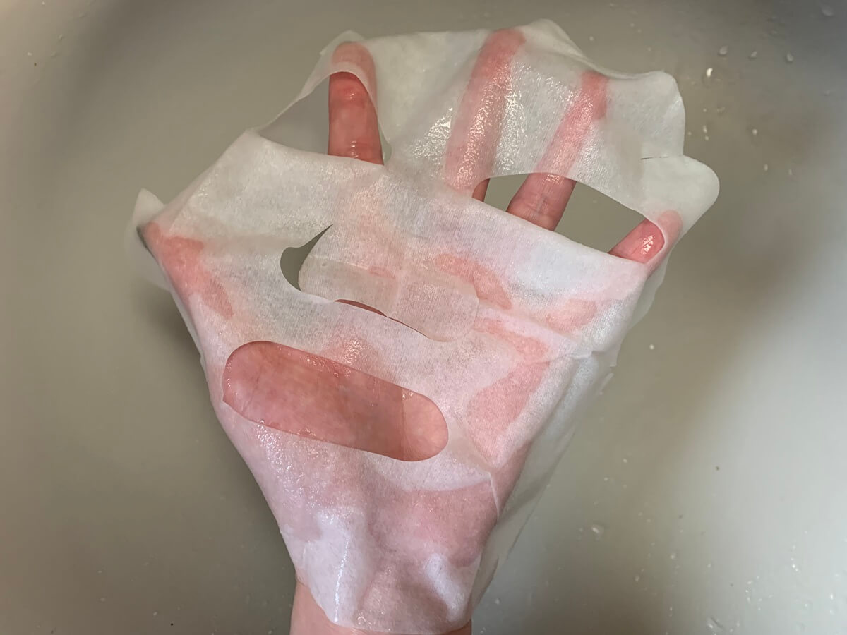 秋冬の乾燥対策におすすめの高保湿なシートマスクDHC ダブルモイスチュア マスク