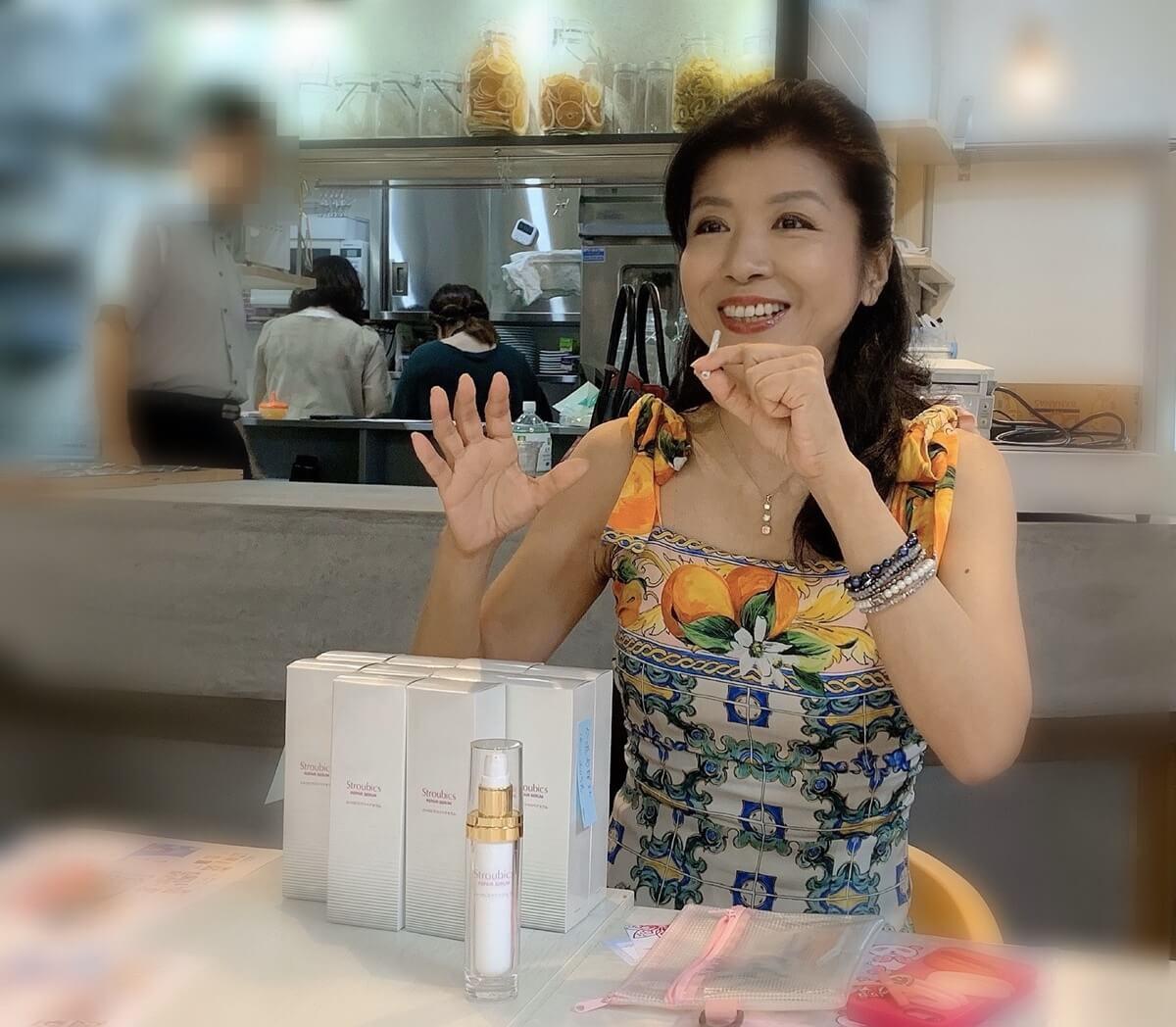 エイジングケアに期待できるヒト幹細胞配合美容液「ストロビクスリペアセラム」