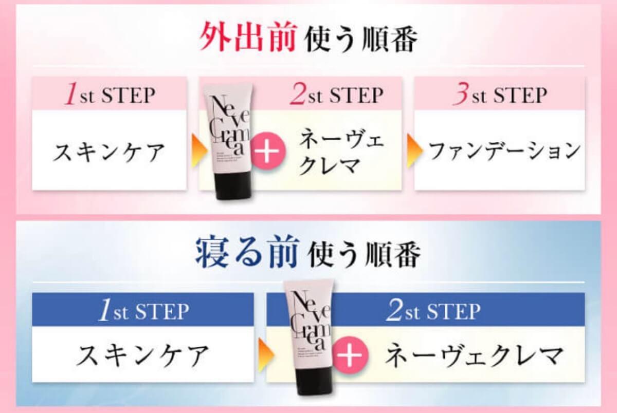 韓国ウユクリームの日本版!シカクリーム配合ネーヴェクレマ クリーム