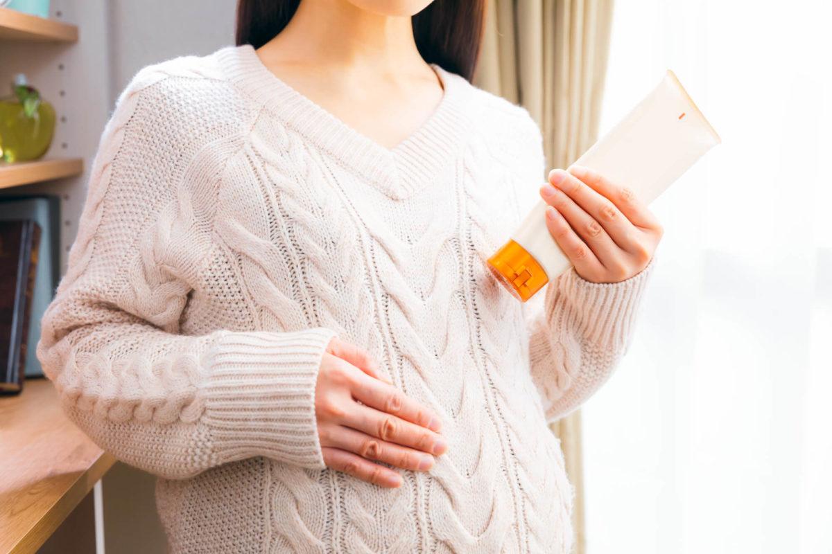 妊婦 乾燥 妊娠線 ボディクリーム