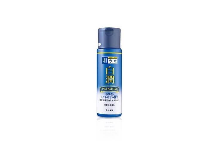 肌ラボ「白潤プレミアム 薬用浸透美白化粧水しっとり」