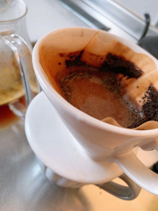 バターコーヒー作り方